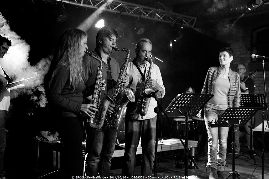 Jazzsession mit Gödes Jazzmags und Special Guest